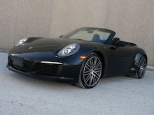 2017 Porsche 911 991 Carrera 4 Wide Body Cabriolet PDK Convertible
