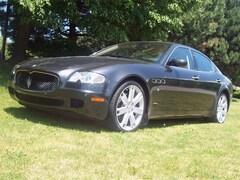 2007 Maserati Quattroporte Sport GT Sedan