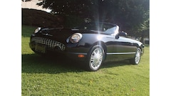 2002 Ford Thunderbird Retro Style Roadster V8 Convertible