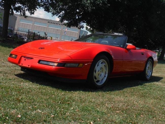 1994 Chevrolet Corvette Convertible LT1, 6 Spd, 9695km! Convertible