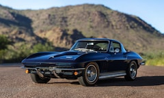1966 Chevrolet Corvette 427ci 4 Speed Barrett Jackson NO RESERVE Coupe