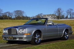 1999 Bentley Azure Wide Body Turbo California Edition Convertible