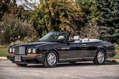 1996 Bentley Azure only 15, 901 Miles Bonhams Scottsdale NO RESERVE Convertible