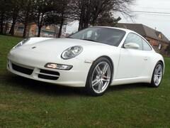 2008 Porsche 911 997 Carrera 4S, 6 Speed, Sport exhaust Coupe