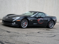 2009 Chevrolet Corvette Z06 Competition Sport Edition Barrett NO RESERVE Coupe