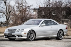 2005 Mercedes-Benz CL-Class CL65 AMG V12 Twin Turbo Coupe