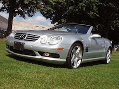 2005 Mercedes-Benz SL-Class SL55 AMG, only 21884 km!! Convertible
