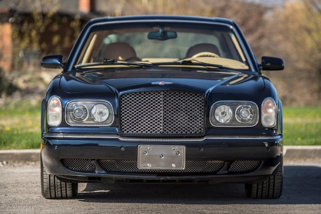 Used 2002 Bentley Arnage For Sale Concord On