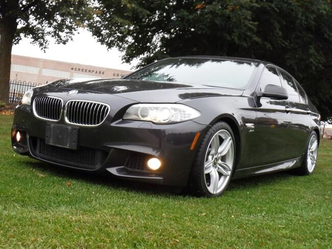 2011 BMW 535 i xDrive, M Sport, Premium package Sedan