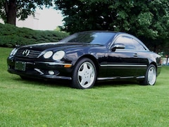 2002 Mercedes-Benz CL-Class CL500 AMG Sport Package Coupe