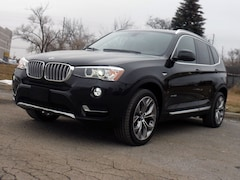 2015 BMW X3 xDrive28i, Enhanced Premium Pkg, GPS Nav, Pano SAV