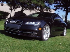2014 Audi S7 4.0 Twin Turbo V8 Sportback Hatchback
