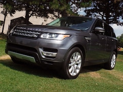 2014 Land Rover Range Rover Sport V6  HSE, Luxury Package, GPS, Pano roof SUV