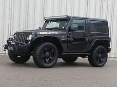 2016 Jeep Wrangler Sahara 75th Aniiversay Custom, only 6003km!! SUV