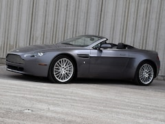 2009 Aston Martin V8 Vantage Volante Roadster