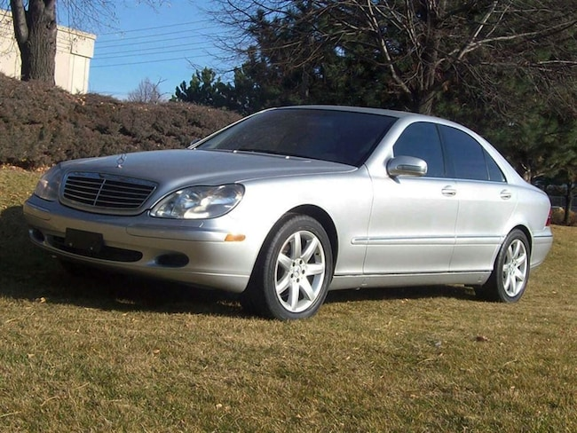 2002 Mercedes-Benz S-Class S430 Sedan