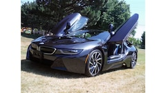 2014 BMW i8 eDrive Hybrid HALO only 5237km!! Coupe