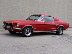 1968 Ford Mustang Fastback, 289ci V8, 4 Spd, CCP Toronto NO RESERVE Coupe
