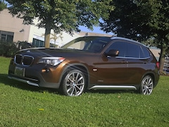 2012 BMW X1 xDrive28i, Premium and Sport Package SUV