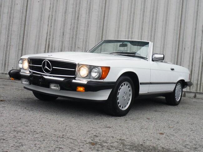 1989 Mercedes-Benz SL-Class 560SL, Two tops, All original Roadster
