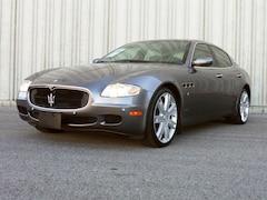 2007 Maserati Quattroporte Sport GT, only 36, 341km!! Sedan