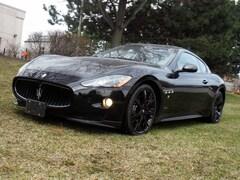 2012 Maserati Granturismo S MC Sportline Coupe