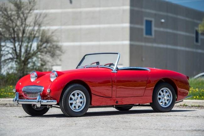 1959 Austin-Healey Sprite Roadster