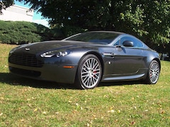 2010 Aston Martin V8 Vantage Coupe, Speedshift, 4.7 Liter, only 12661Km Coupe