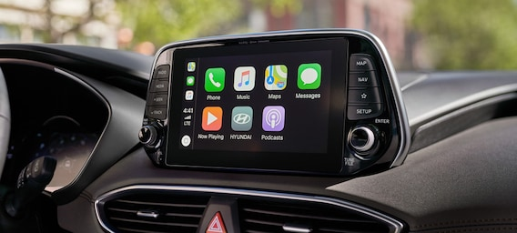 Which Hyundai Models Have Apple CarPlay & Android Auto?