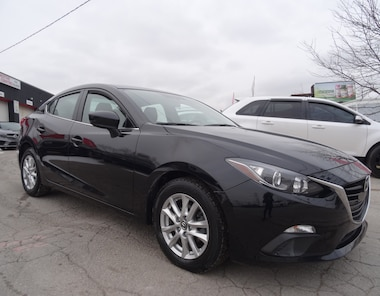 2015 Mazda Mazda3 GS*NAVIGATION*CAMERA*BLUETOOTH* Sedan