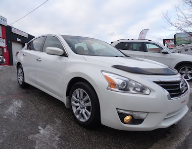 2015 Nissan Altima 2.5 S*ONE OWNER*CLEAN CARFAX* Sedan