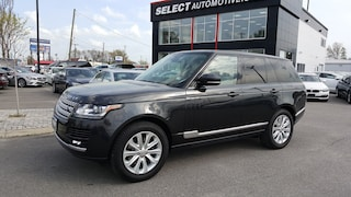 2014 Land Rover Range Rover 3.0L V6 Supercharged HSE SUV