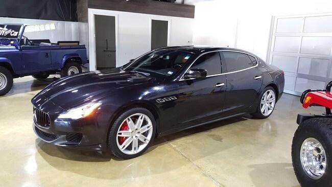 New 2015 Maserati Quattroporte S Q4 Sedan Virginia Beach