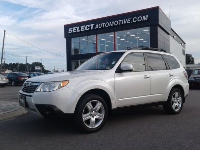 New 2010 Subaru Forester 2.5X Premium SUV Virginia Beach