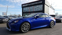 New 2015 LEXUS RC 350 Base (A8) Coupe 10217 JTHHE5BC5F5003219 for sale in Virginia Beach