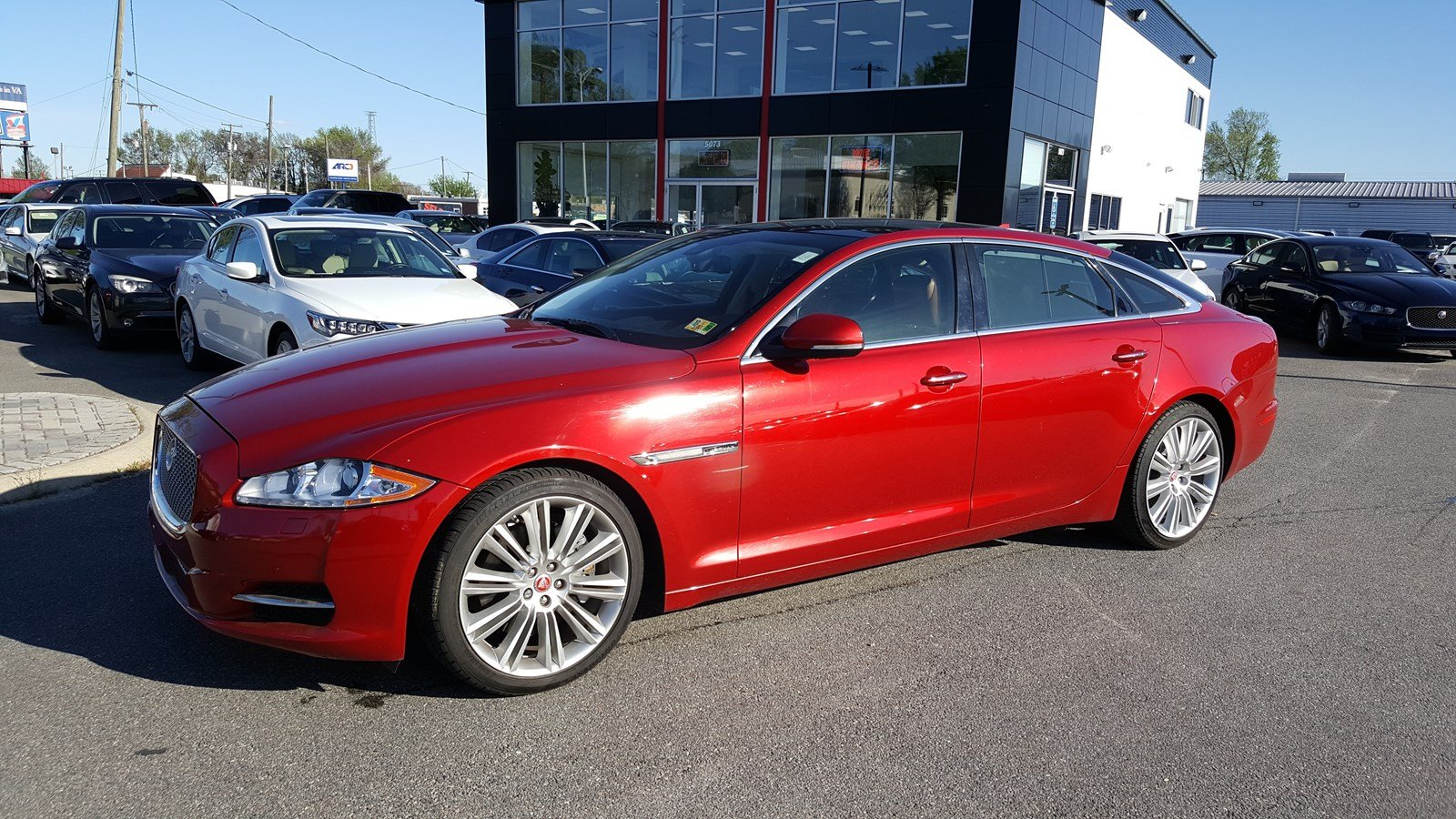 Used 2015 Jaguar XJ For Sale at Select Automotive | VIN