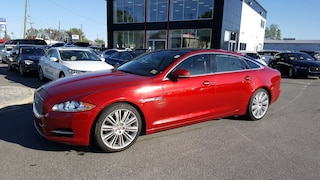 2015 Jaguar XJ Portfolio AWD LWB Sedan