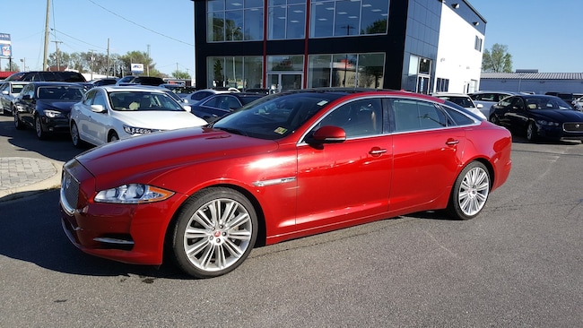 New 2015 Jaguar XJ Portfolio AWD LWB Sedan Virginia Beach