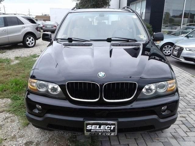 2005 BMW X5 For Sale at Select Automotive | VIN