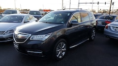 2014 Acura MDX Advance/Entertainment Pkg SUV
