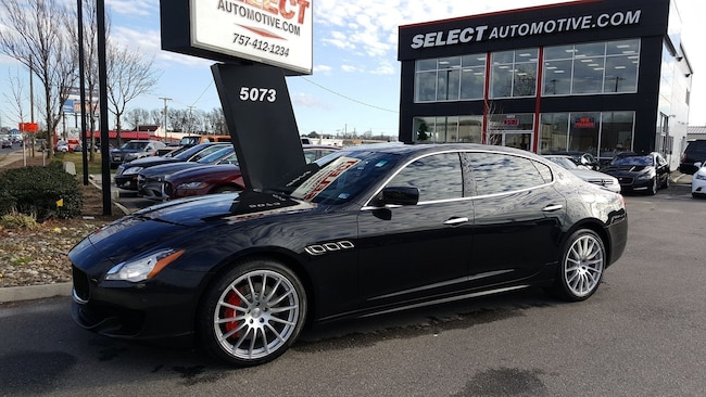 New 2015 Maserati Quattroporte S Q4 Sedan Virginia Beach