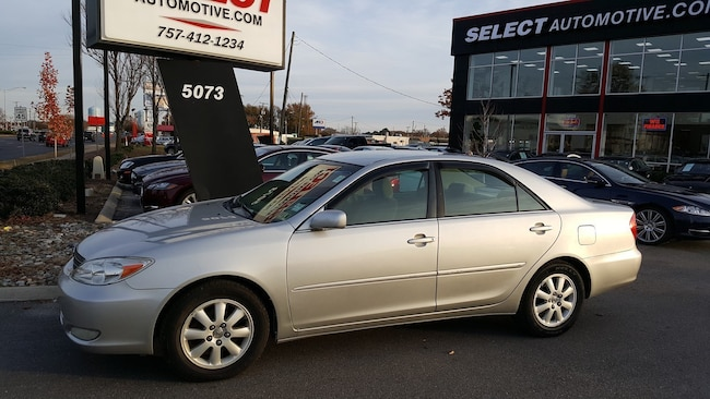 New 2004 Toyota Camry Sedan Virginia Beach