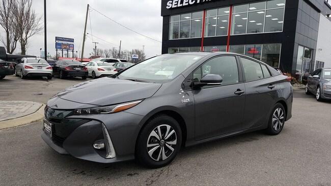 New 2017 Toyota Prius Prime Hatchback Virginia Beach