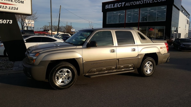 New 2002 Chevrolet Avalanche Base Truck Crew Cab Virginia Beach