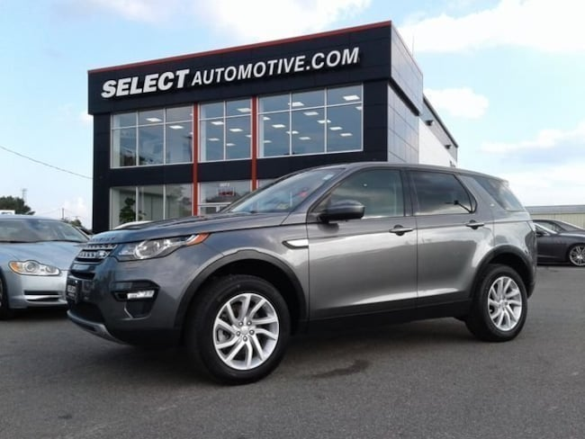 New 2016 Land Rover Discovery Sport HSE SUV Virginia Beach