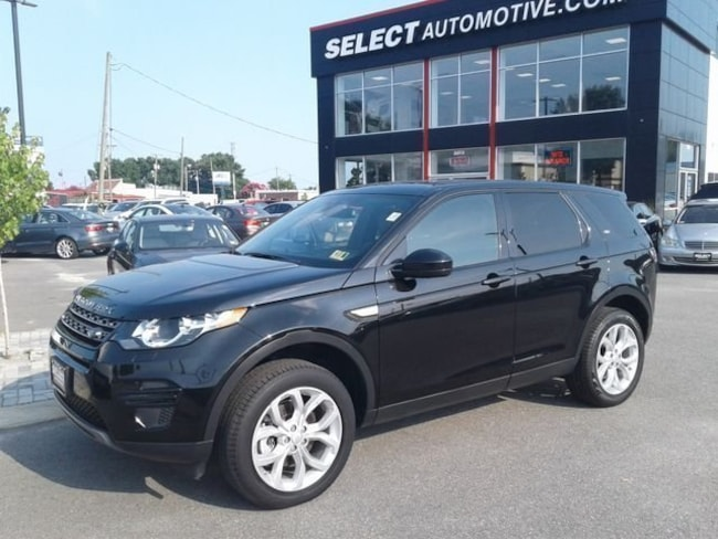 New 2016 Land Rover Discovery Sport SE SUV Virginia Beach