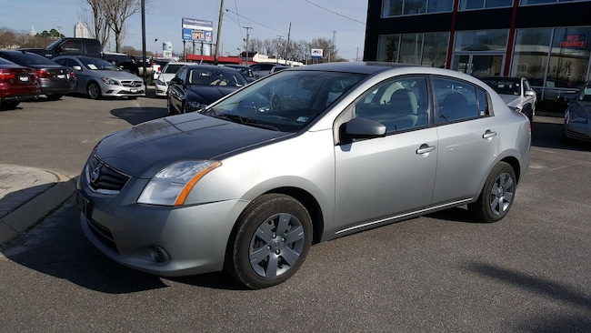 New 2012 Nissan Sentra 2.0 (CVT) Sedan Virginia Beach