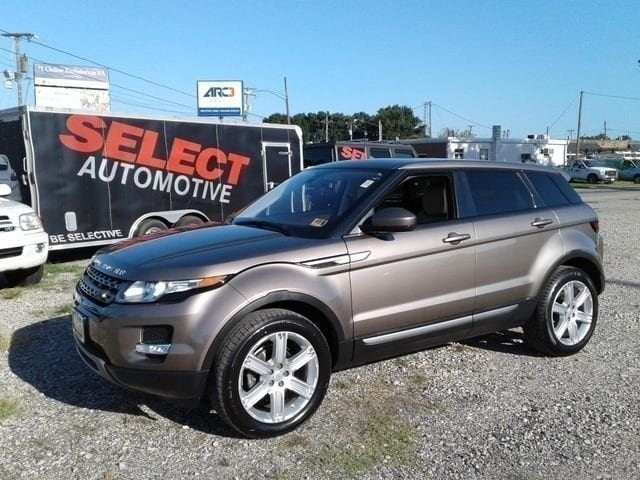 Used 2015 Land Rover Range Rover Evoque For Sale at Select