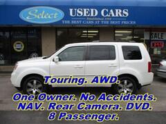 2013 Honda Pilot Touring w/RES/Navi 4WD SUV
