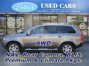 2012 Volvo XC90 3.2 Platinum AWD w/Climate Package